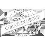 Corazzin Group White Logo 150px x 150px