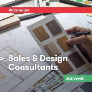 Sales & Design Consultant